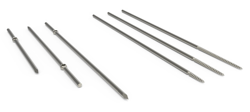 Tension Band Pins and AcuTwist Acutrak Compression Screws
