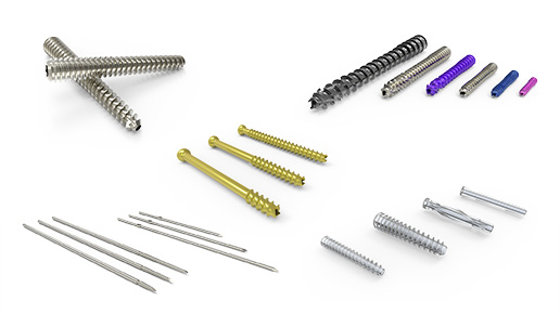 Acumed Screw & Pin Solutions